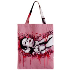 High For This Zipper Classic Tote Bag by lvbart