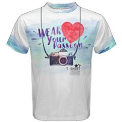 CowCow T-Shirt Design Demo Men s Cotton Tee by Contest580383