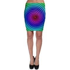 Colors Bodycon Skirt by SaraReneeBoutique