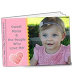 Maria s Book - 9x7 Deluxe Photo Book (20 pages)