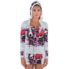 Local Anesthetic Women s Long Sleeve Hooded T-shirt by lvbart