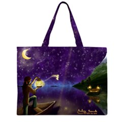 Releasing the Fairy Large Tote Bag by andreysamode