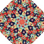 Alexa Floral Straight Umbrella