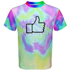 Like Watercolour? Men s Cotton Tee by Contest2278436