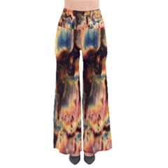 Naturally True Colors Made By Mother Earth  Women s Chic Palazzo Pants  by UniqueCre8ions
