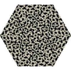 Metallic Camouflage Mini Folding Umbrellas by dflcprints