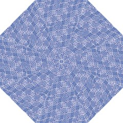 Modern Abstract Geometric Hook Handle Umbrellas (medium) by dflcprints