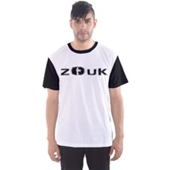 Licence To Zouk Men s Sport Mesh Tee by LetsDanceHaveFun