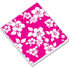 Pink Hawaiian Small Memo Pads by AlohaStore