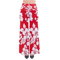 Red Hawaiian Pants
