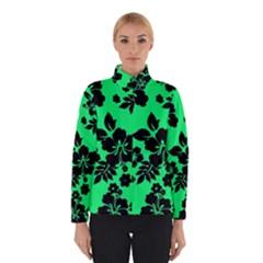 Dark Lime Hawaiian Winterwear by AlohaStore