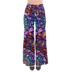 Fractal Stained Glass Pants by WolfepawFractals