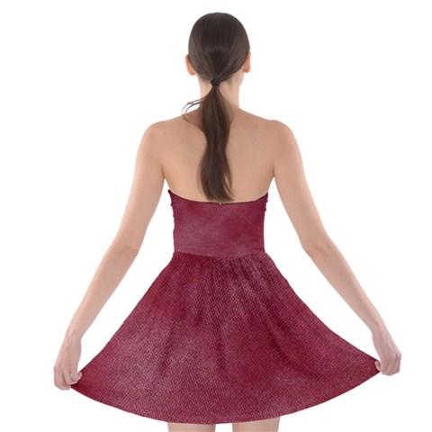 Strapless Bra Top Dress