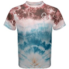 Tie Dye Men s Cotton Tee by Contest2284792