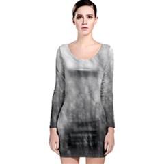Obscure Long Sleeve Bodycon Dress by RoseanneJonesPhotography