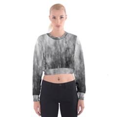 Obscure Women s Cropped Sweatshirt by RoseanneJonesPhotography