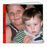 The Cannon Family 2008 - 8x8 Photo Book (30 pages)