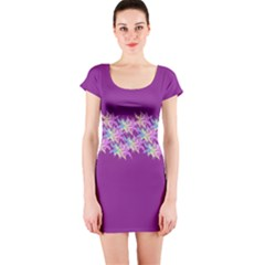 Elegant1 Short Sleeve Bodycon Dress by olgart