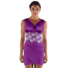 Elegant1 Wrap Front Bodycon Dress by olgart