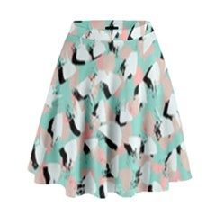 Zora High Waist Skirt by LisaGuenDesign