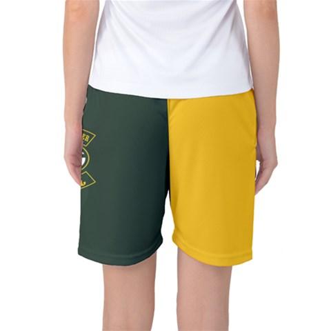 Women s Basketball Shorts Back