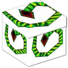 Decorative Snake Storage Stool 12   by Valentinaart