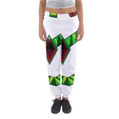 Decorative Snake Women s Jogger Sweatpants by Valentinaart