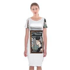 13537804 10209755775913601 6851525431883512319 N Classic Short Sleeve Midi Dress