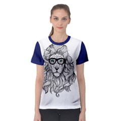 Drawing Illustration  Women s Sport Mesh Tee by Contest2484531
