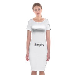 Amazon Al230316075 Classic Short Sleeve Midi Dress