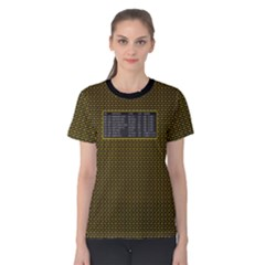 Wanderlust Women s Cotton Tee by Contest2018509