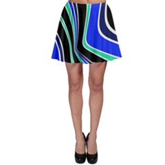 Colors of 70 s Skater Skirt