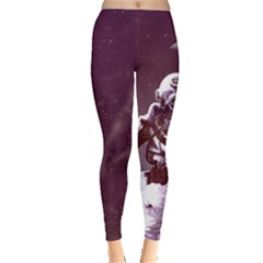 TOO DEEP FOR ANCHORS - LEGGINGS by eightysixapparel