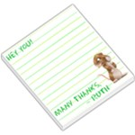 notepad - ruth - Small Memo Pads