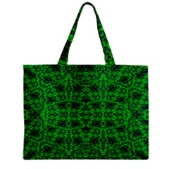 Shape (9)hjjttrrfrr Zipper Mini Tote Bag by MRTACPANS