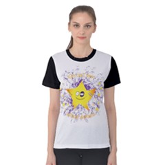 Stars can t shine without darkness Women s Cotton Tee by Contest2490117