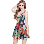 Alexa Floral Reversible Sleeveless Dress