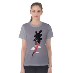 The Trip Women s Cotton Tee by Contest2489399