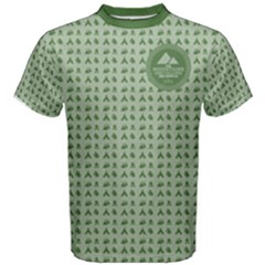 Mountains Are Calling Men s Cotton Tee by Contest2018509