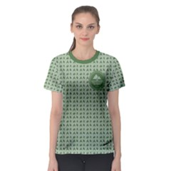 Mountains Are Calling Women s Sport Mesh Tee by Contest2018509