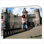 belgium - 9x7 Photo Book (20 pages)