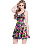 Kate Tribal Abstract Reversible Sleeveless Dress