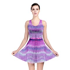 Tie Dye Color Reversible Skater Dress by olgart