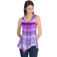Tie Dye Color Sleeveless Tunic by olgart
