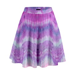 Tie Dye Color High Waist Skirt by olgart