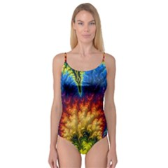 Amazing Special Fractal 25a Camisole Leotard