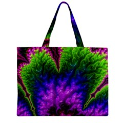 Amazing Special Fractal 25c Zipper Mini Tote Bag by Fractalworld