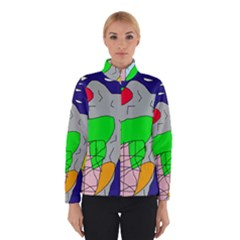 Crazy abstraction Winterwear by Valentinaart