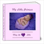 bbnewborn - 8x8 Photo Book (20 pages)