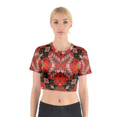 Art Digital (19)gfhhkhi99kkyjy[ [ Cotton Crop Top by MRTACPANS